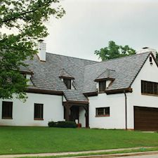 Concrete Roof Restoration
