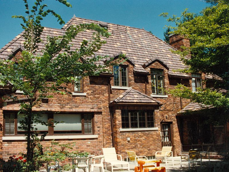 Cotswold Roof Tile English Cotswold Roof Tile Traditional Roofing Tile
