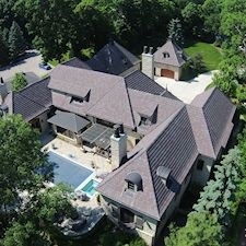 Slate Roof Tile