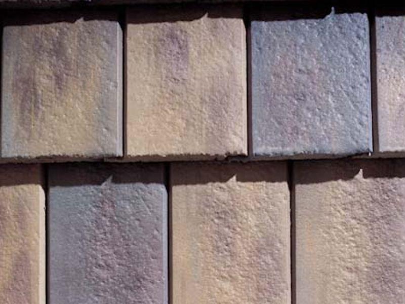 Multi Color Custom Tile Roofs