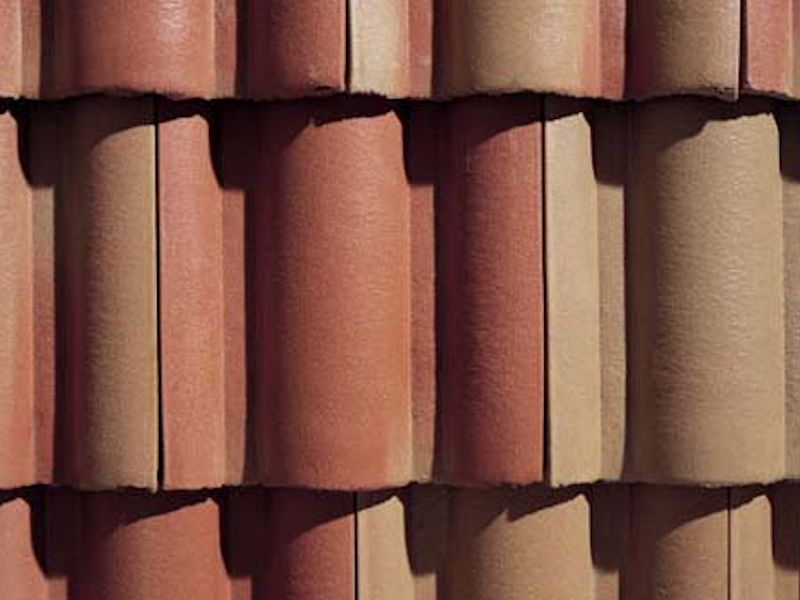 Spanish Style Roof Tile