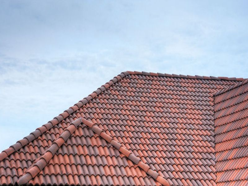 High Barrel Roof Tile Southwest Tile Roof Clay Roofing
