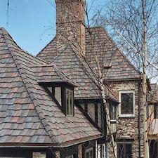 Concrete Roofing Tile